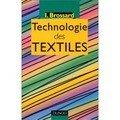 technologie des textiles, I.Brossard