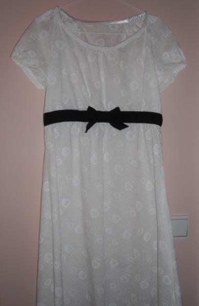 voile coton blanc fleuri (épuisé)