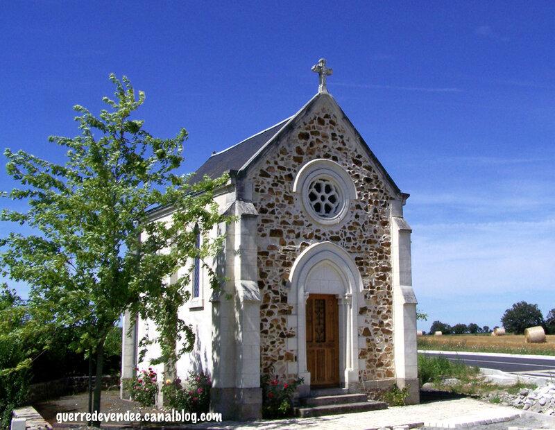 Chapelle de la Musse