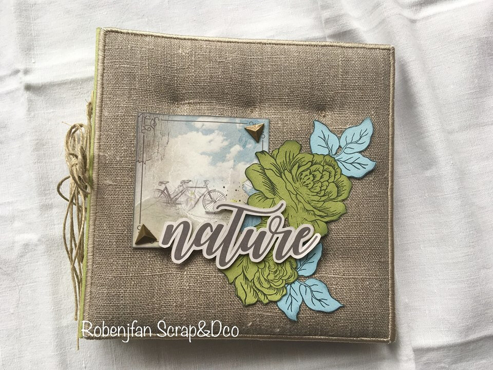 Mini album Nature