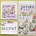 Jardin secret....