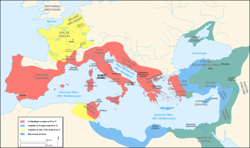 Carte Rome