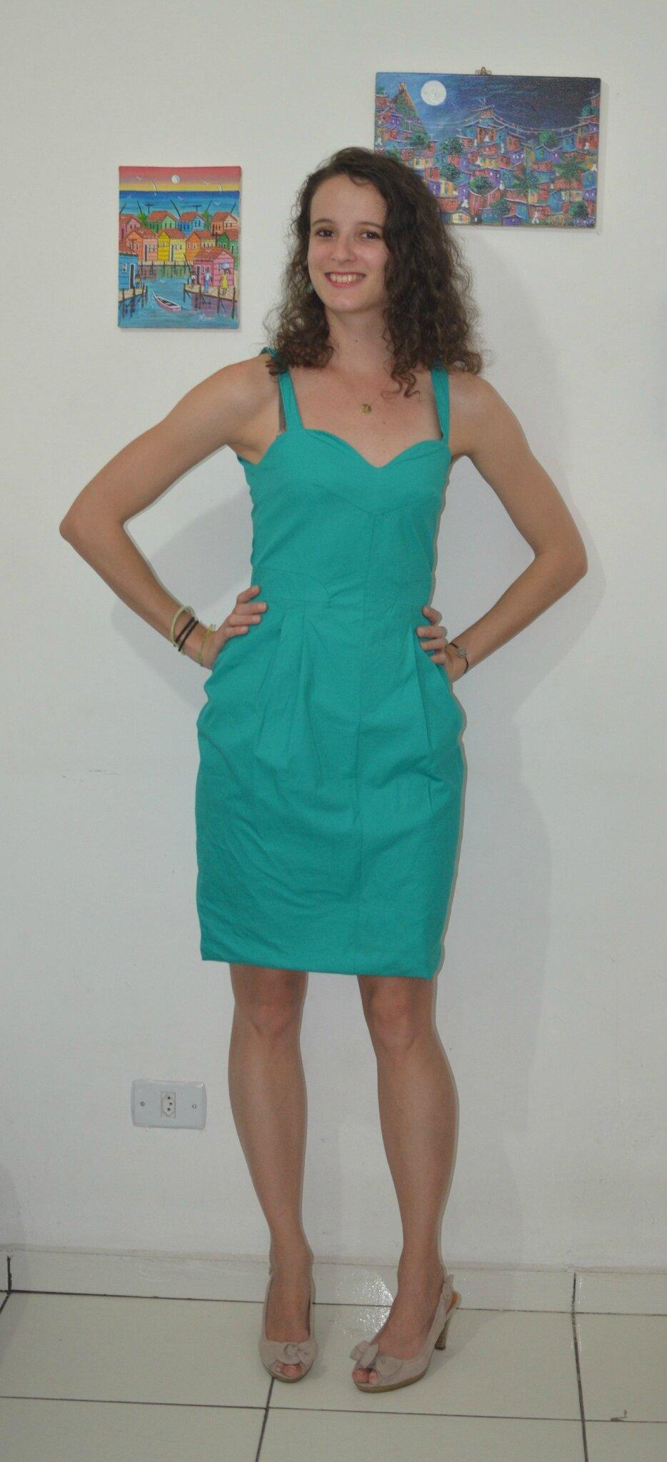 Florence dress - Named