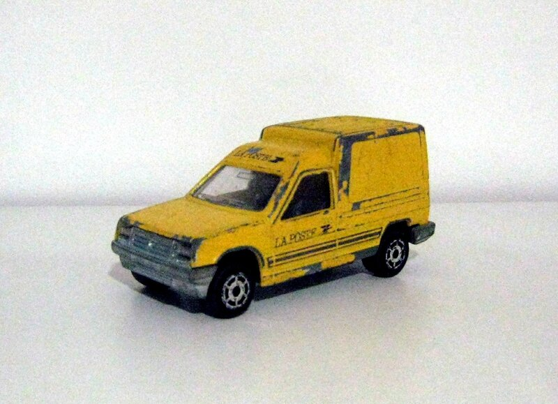 Renault express La Poste