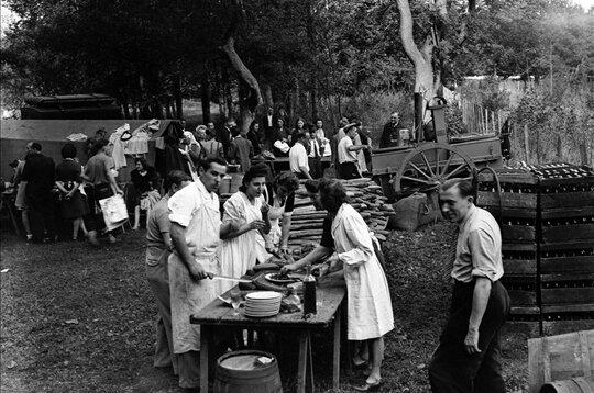 fête 1945