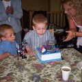 Fête à Mathieu (4 ans)