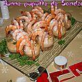 Crevettes sauce cocktail