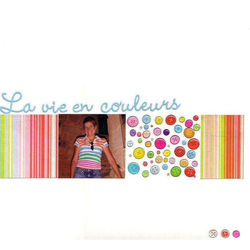 4La vie en couleurs