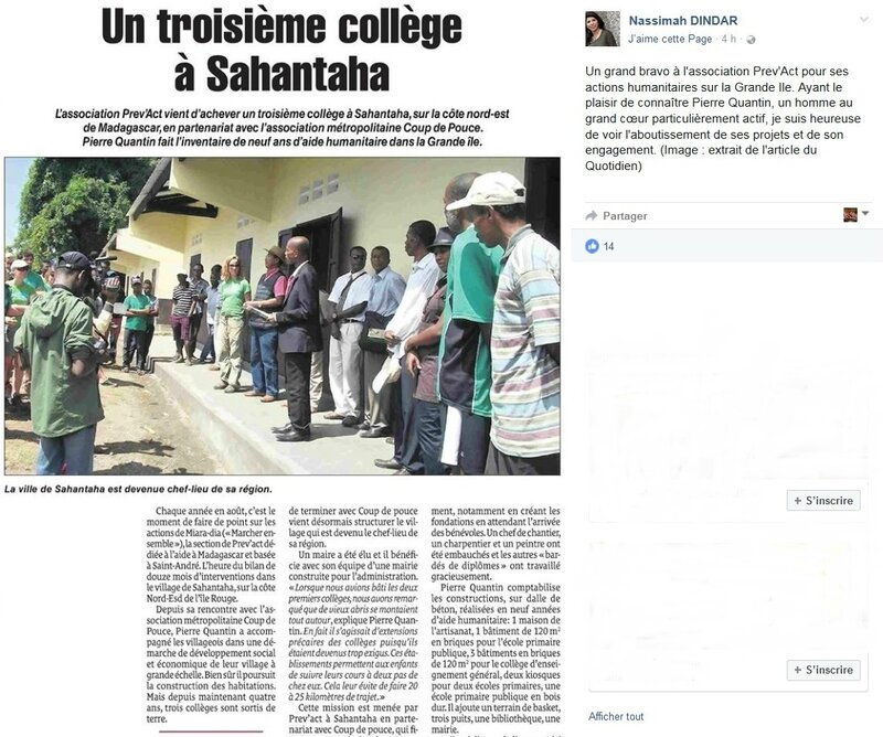 ARTICLE DE NASSIMAH