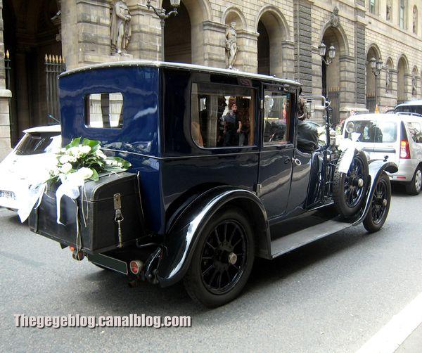 Delage type DI coupé chauffeur de 1924 (Paris) 02