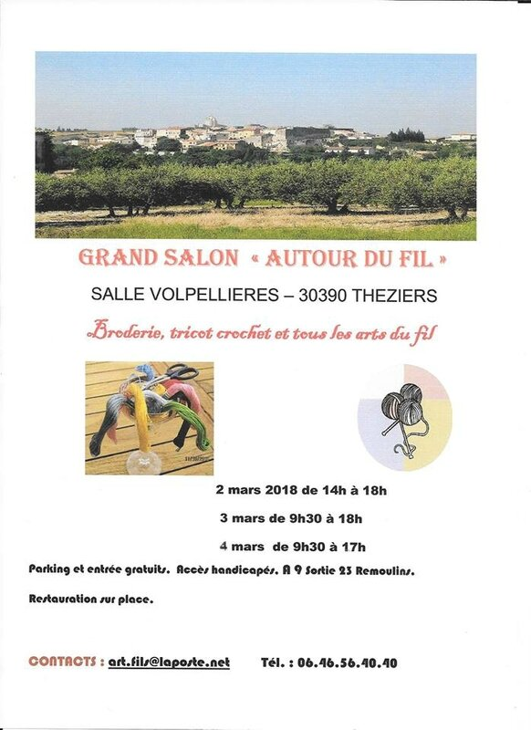 affiche theziers 2018