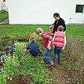 Club jardin le mardi matin les cp