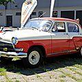 Gaz volga type M21 (RegioMotoClassica 2011) 01