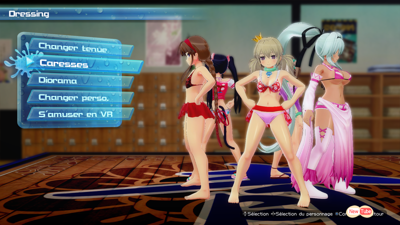 Senran Kagura PEACH BEACH SPLASH_20180731222510