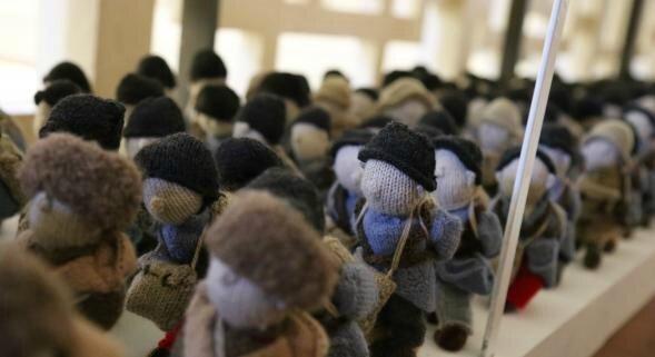 Soldats de laine