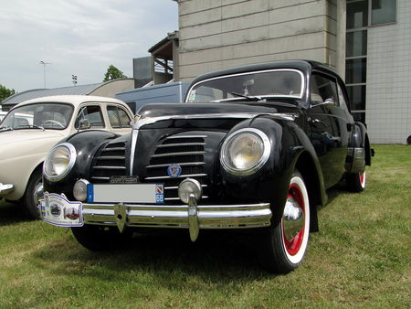 ROSENGART Supertraction Coupe 1939 Broc aux Tacots de Richwiller 2010 3