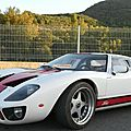 St affrique (12) : ford gt 40