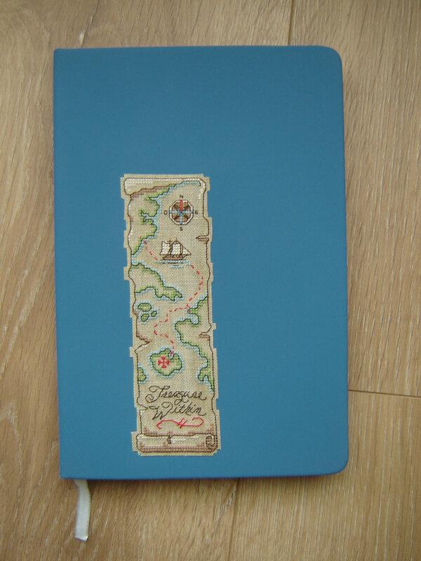 carnet décoré