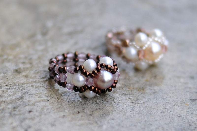 Véritables perles de Chine