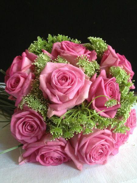 rose bouquet boule