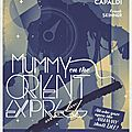 Doctor who 808 - mummy on the orient express