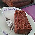 CAKE HYPER MOELLEUX AU CHOCOLAT ET AU LAIT RIBOT 091