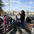 Journées du patrimoine. visite de la maison douzans et de l'histoire de la famille douzans dans banyuls sur mer
