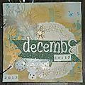 December daily - les couvertures et 1er décembre