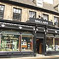 Stamford : les boutiques