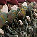 Belgique : l'armée à la dérive