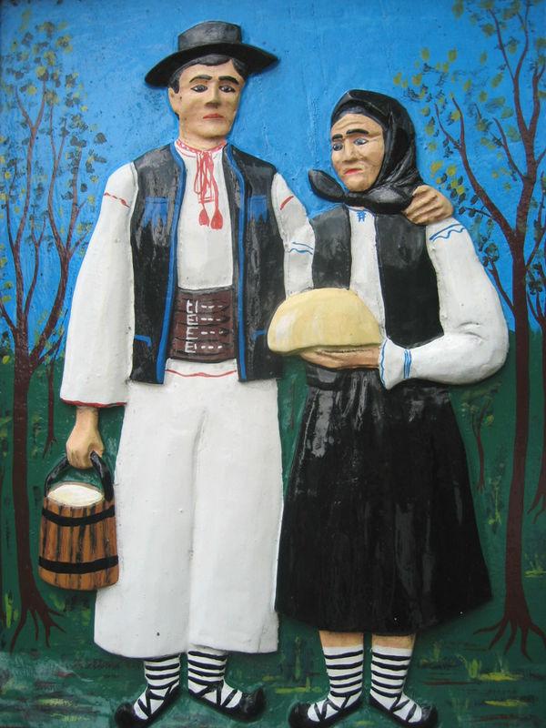 SAPANTA Laitier et laitière