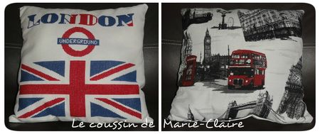 Marie-Claire Finition
