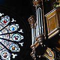 Un récital sur l'orgue du xviiie siècle de la cathédrale notre-dame du réal d'embrun
