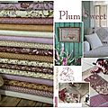 Plum sweet de blackbird designs