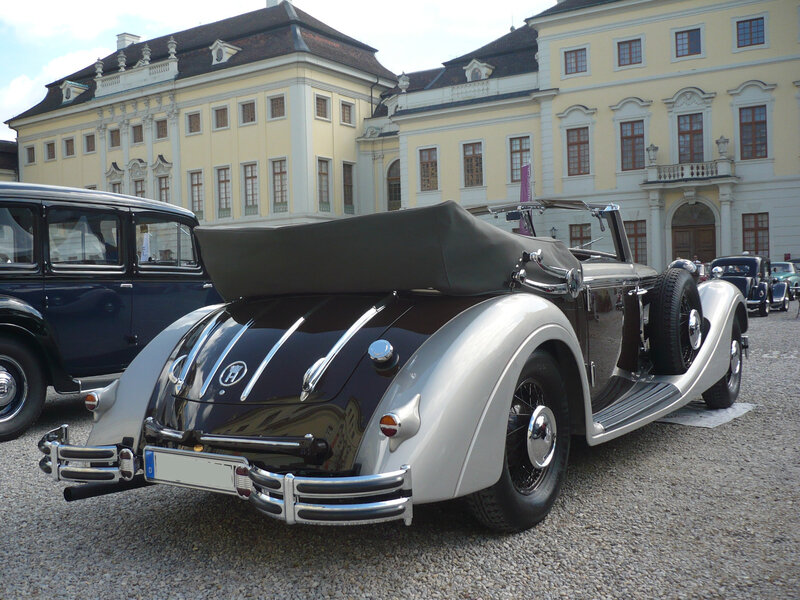 HORCH 853A Sport Cabriolet 1939 Ludwigsburg (2)