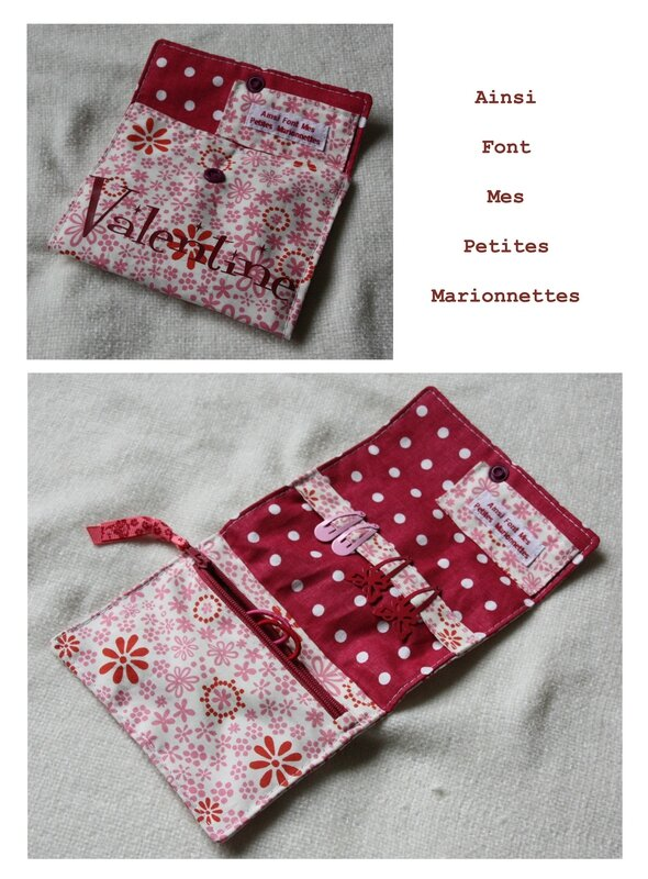 pochette valentine 2
