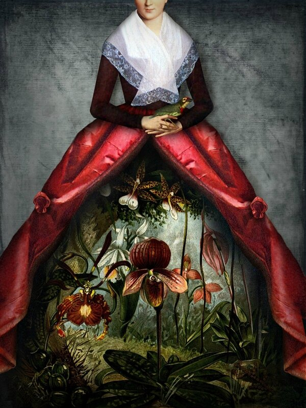 Catrin Welz-Stein - German Surrealist Graphic Designer - Tutt'Art@ (80)