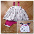 Tenue little girl