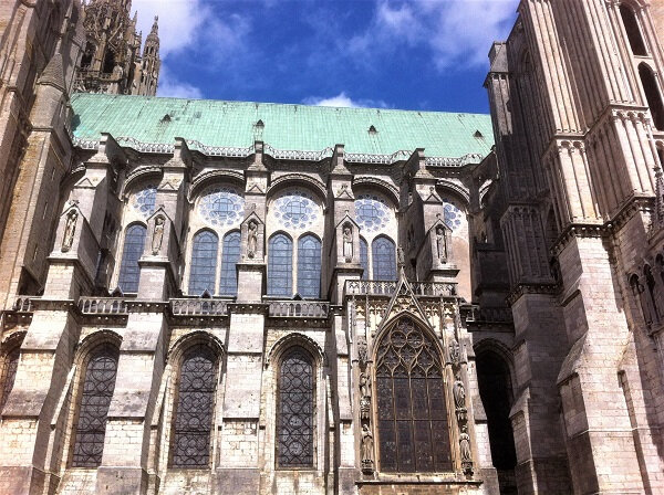 cathedrale chartres cote sud 36
