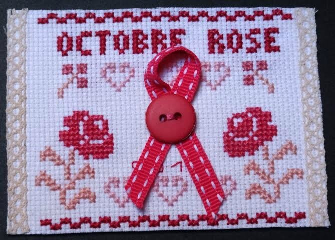OCTOBRE ROSE CALYPSO