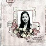 Remember this moment layout created by Heather Jacob