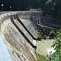 Un barrage en Espagne...