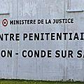 À condé-sur-sarthe «les détenus ne pensent qu'à une chose: fuir»