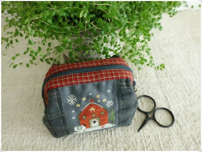 Trousse Winter sheep 4
