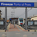 Firenze porta al prato (Italie)