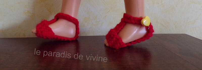 sandale de Camilla