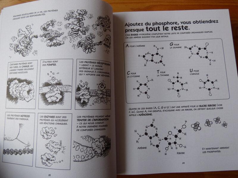 La biologie en BD (2)