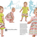 Short / bloomer fille ottobre