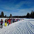 Janvier 2019 : sorties ski au gardot