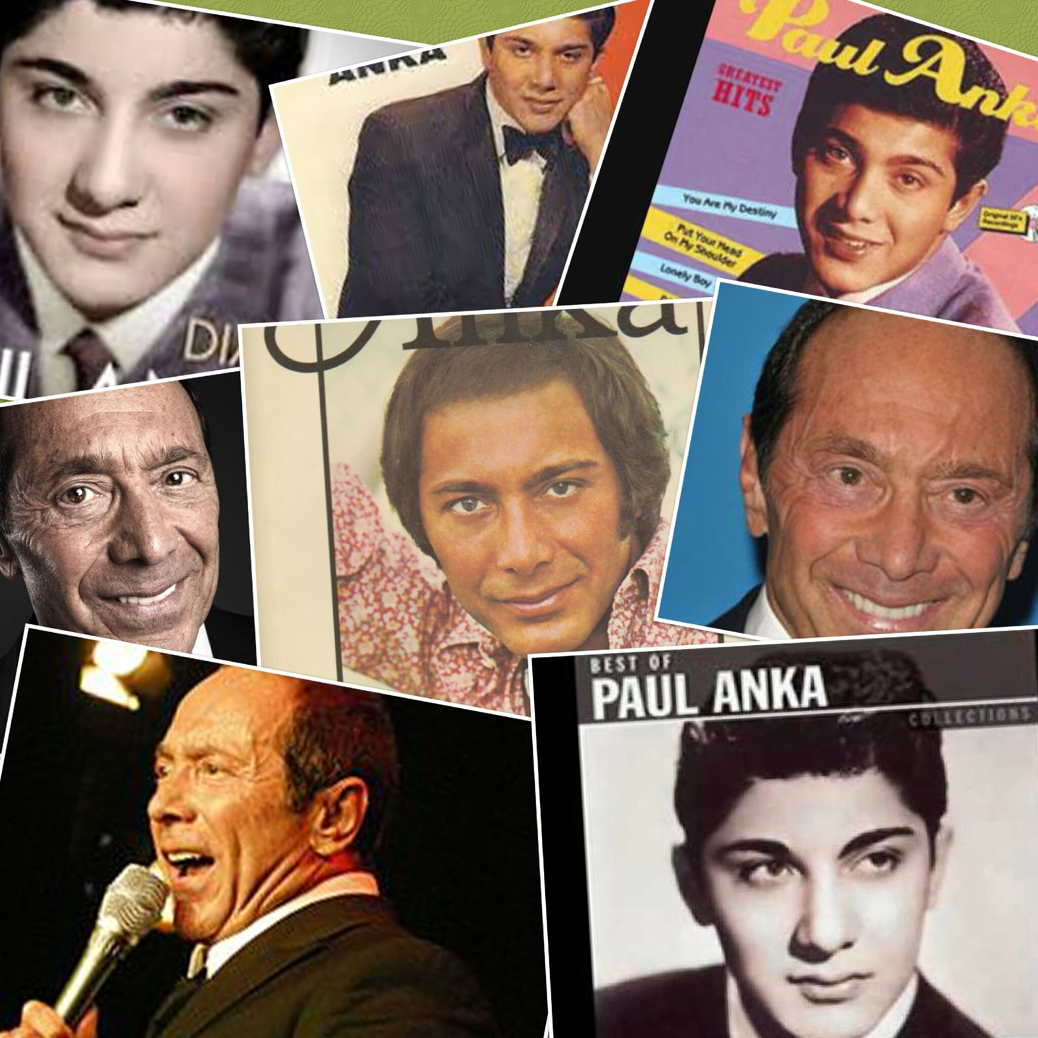 RS2 PAUL ANKA